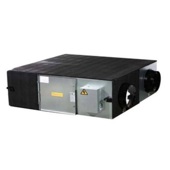 Midea HRV-D2000 Hővisszanyerős szellőztetés DC Inverter