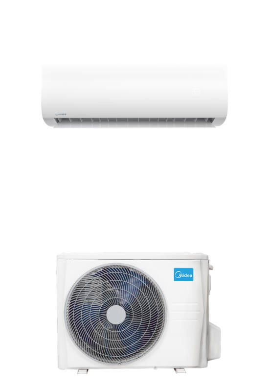 Midea MGP2X-09-SP Xtreme Save Pro oldalfali split klíma