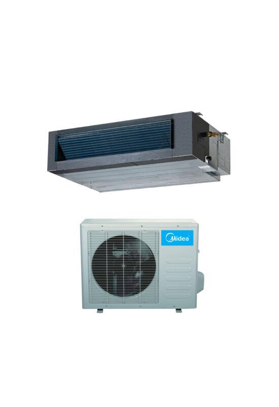 Midea MTI-12FN8D0-SP Légcsatornázható monosplit klíma 3,5kW-os R32
