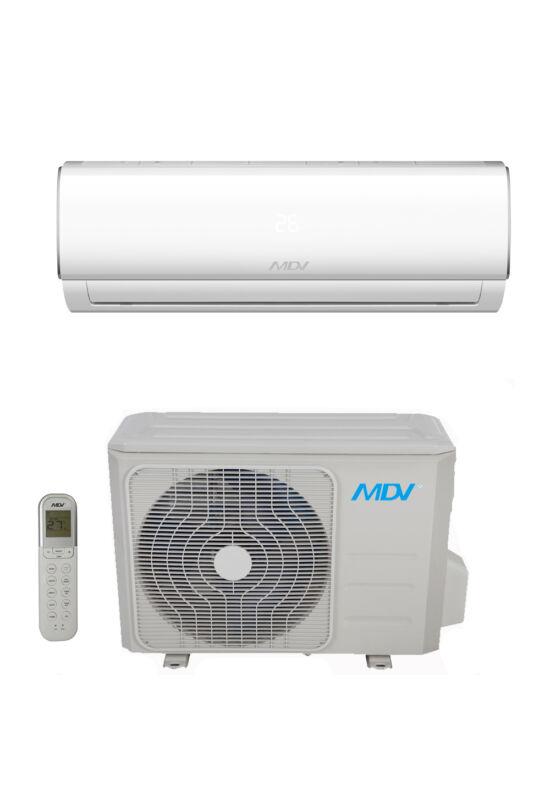 MDV RAG-071B-SP  inverteres oldalfali monosplit klímaberendezés 7,1KW R32