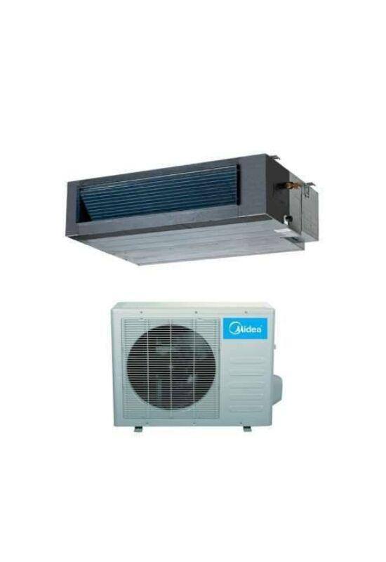 Midea MTI-18FN8D0-SP Légcsatornázható split klíma 5,3KW R32