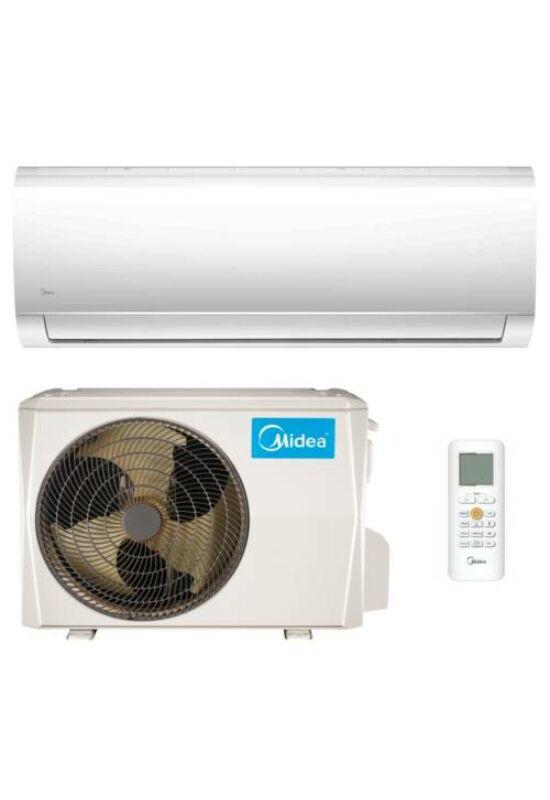 Midea MAX-09-SP Blanc lakossági oldalfali klíma WIFI vezérlés 2,6KW R32